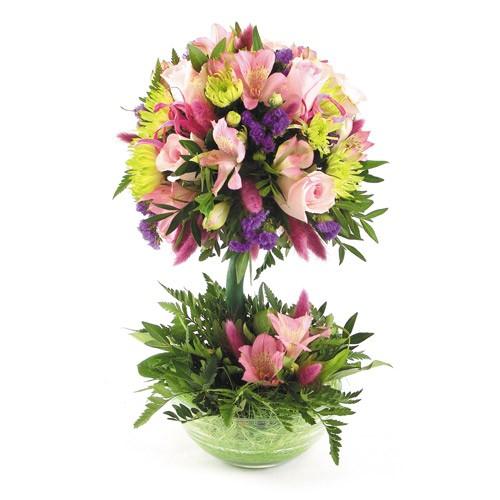 Композиции с цветами